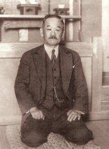 Maestro Jigoro Kano