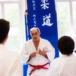Parce que je pense que le Kodokan Judo est la discipline la plus complète